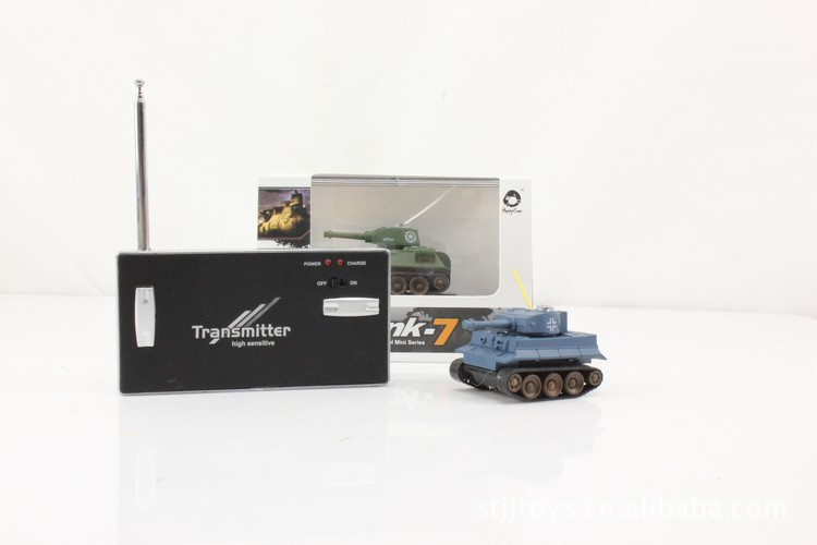 free shipping 777-215 4CH Infrared Mini RC Tank with LED Light for Children gift toy P3