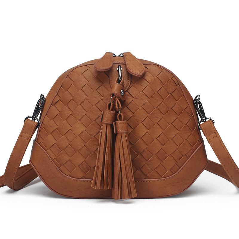 Fashion 2015 Designers Women Messenger Bags Females Bucket Bag Leather Crossbody Shoulder Bag Bolsas Femininas Sac A Main Bolsos(China (Mainland))