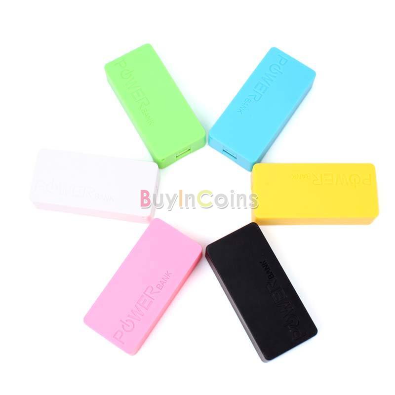 Зарядное устройство для мобильных телефонов USB 5V 2 x 18650 #66118