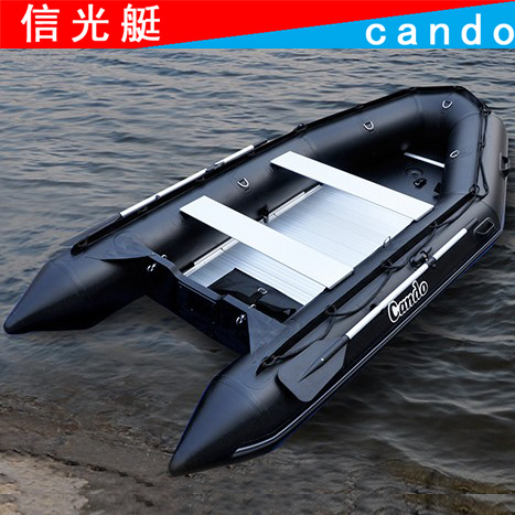 2016 New 4Person Inflatable Fishing Boat Kayak Canoe For Drifting Surfing Sandbeach With Oars And Pump<br><br>Aliexpress
