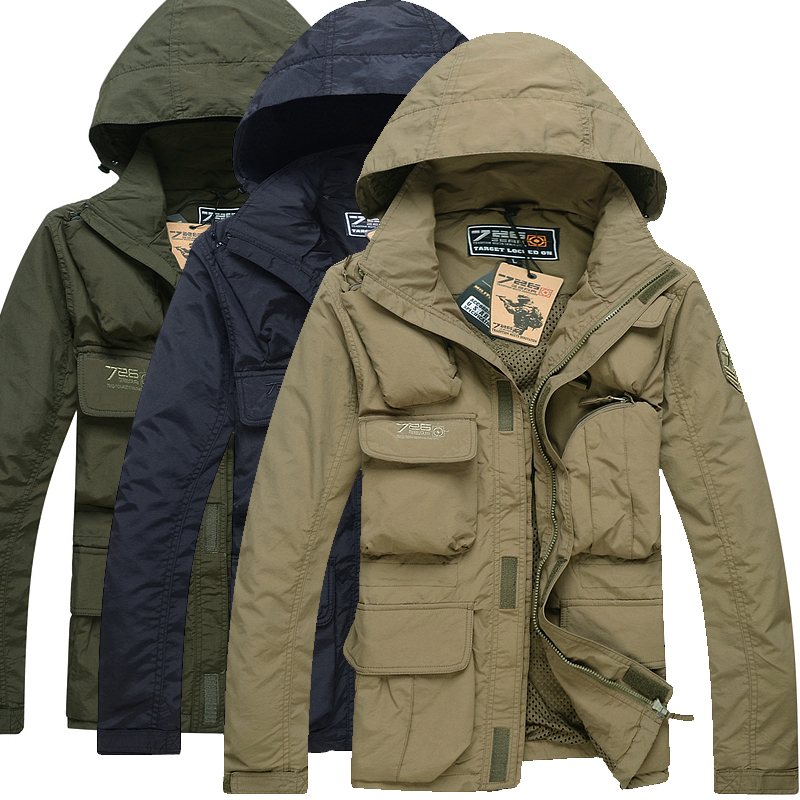 Images of Outdoor Jacket - Reikian