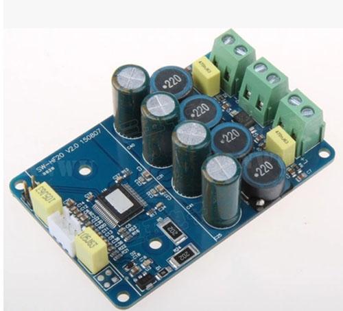 Цифровой усилитель мощности доска TDA7498 высокой мощности двухканальный 2X100W