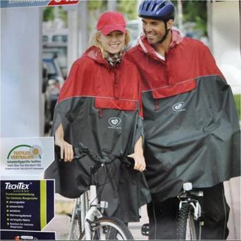 Cycling Poncho Bicycle Rainwear Bike Unisex Raincoat Rain Cape