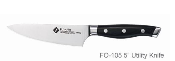 la cuchila brand high quality genuine german steel 5