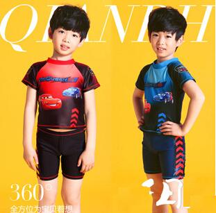 Купальные плавки для мальчиков Qinariho ! 3/9y 2015 /+  4203