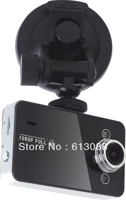 Car Video Registrar DVR Camera Full HD 1080P with Motion Detection and Night Vision + 140 degree lens angle CPAM Free Shipping!
