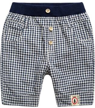 Retail 1 Piece Boy New Fashion Children's Pants Brand Kids Trousers Cotton Boy Casual Short Pants(China (Mainland))