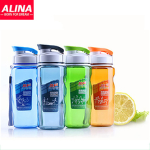Plastic  Sports Water Bottle  Space Cup Bike/Outdoor/Camping  Protein Powder Shaker Bottles 470ML