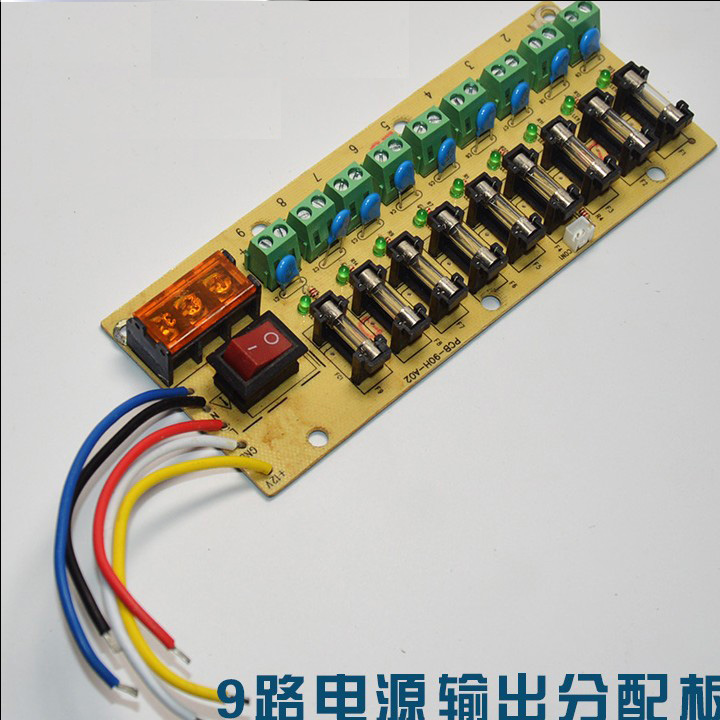 HTB1._niJVXXXXaiaXXXq6xXFXXXL 12v dc power distribution 9 way pcb board terminal block for