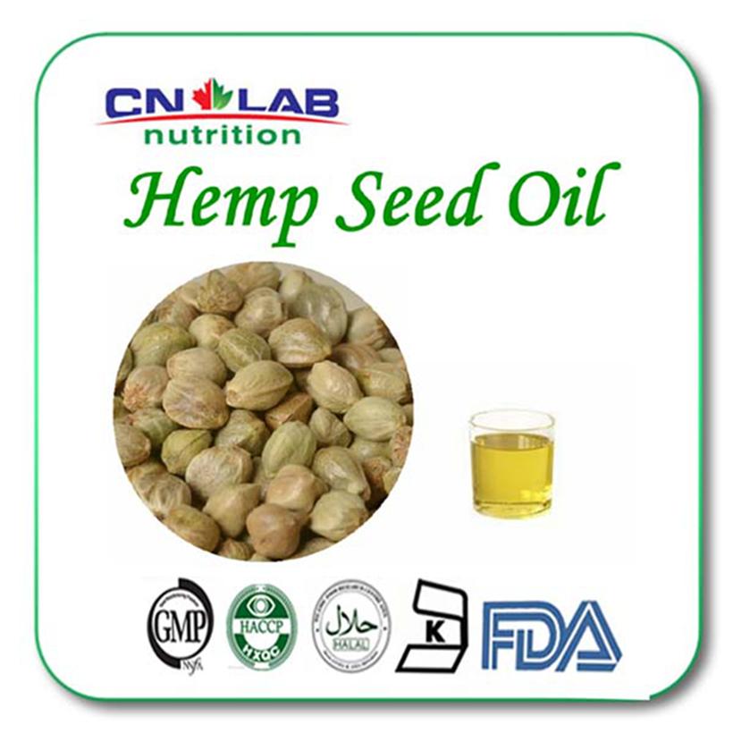50ml/bottle 100% pure & natural hemp seed oil/Hemp oil extract