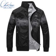 2016 new autumn and winter men's casual sportswear men's double-sided men's sports jacket autumn sports jacket coat L-4XL