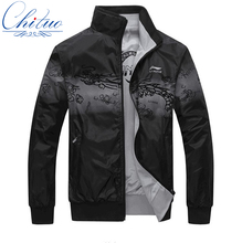 2016 new autumn and winter men's casual sportswear men's double-sided men's sports jacket autumn sports jacket coat L-4XL(China (Mainland))