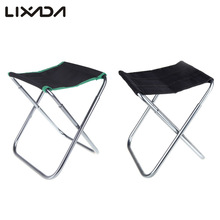 Portable Folding Fishing Chairs Aluminum Oxford Cloth Chair Outdoor Activities Patio Fishing Camping with Carry Bag 2017 New(China (Mainland))