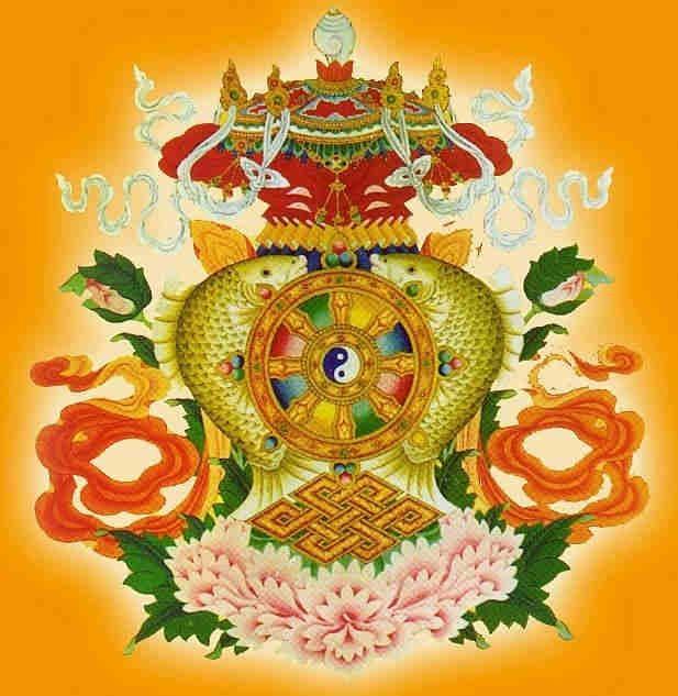 Tibetan Babao