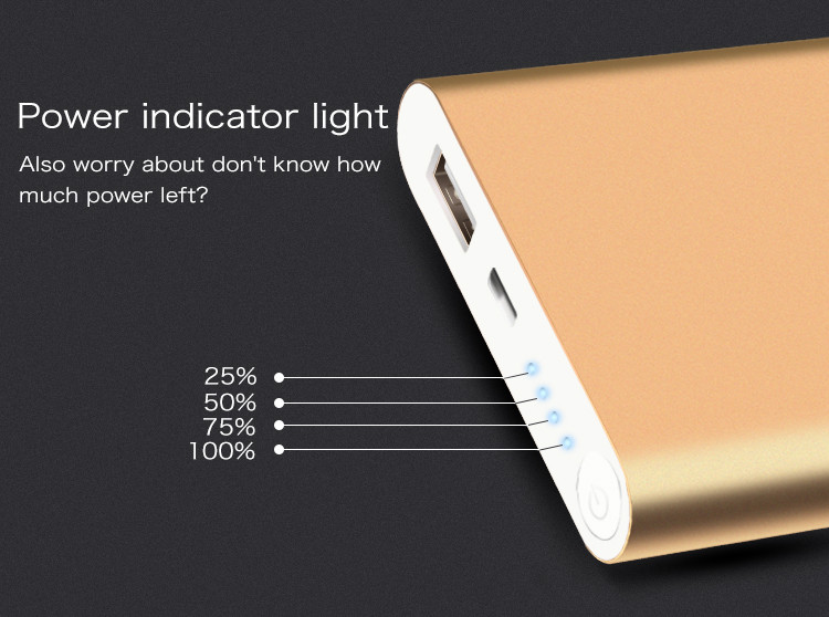 Metal 11800mAh Mobile Backup Power Bank 2 usb portable phone charger external Battery travel powerbank for xiaomi for samsung