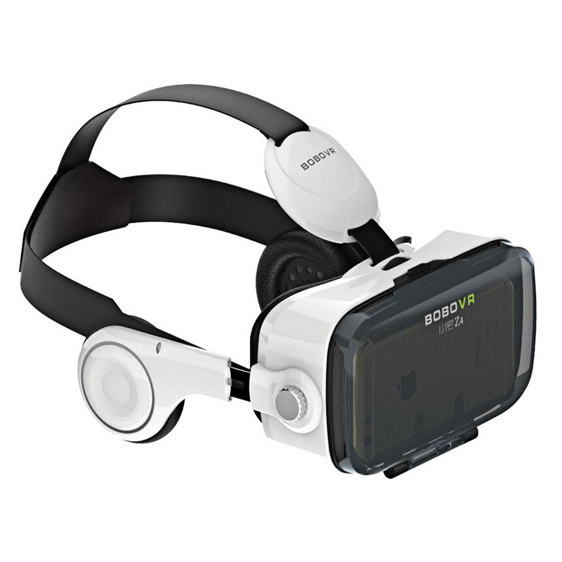 ถูก Xiaozhai BOBOVR Z4 3D VRแว่นตาความจริงเสมือนแว่นตาวิดีโอGoogleกระดาษแข็งชุดหูฟังสำหรับip hone A Ndroid 4.7-6นิ้ว