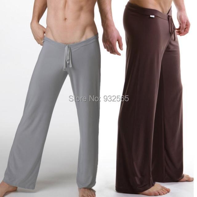 High quality Brand N2N trousers 1pcs/ lot Yoga pants / men's pajama trousers casual lounge pajama sleepwear underwear(China (Mainland))