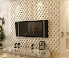 Rushed Tapete Desktop Wallpaper Papel De Parede Rolls for Grain Leather Pattern 3d Tv Bedroom Living Room Backdrop Paper(China (Mainland))