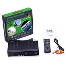 Combo DVB-T2 & S2 HD Satellite Receiver TV Receivers Set-Top Boxes USB Port Dolby DTS 1080P Video Play HDMI Jack(China (Mainland))