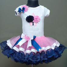 Hot Models In Europe and America Lace Skirts Gauze Tutu Skirt Children Cheap(China (Mainland))