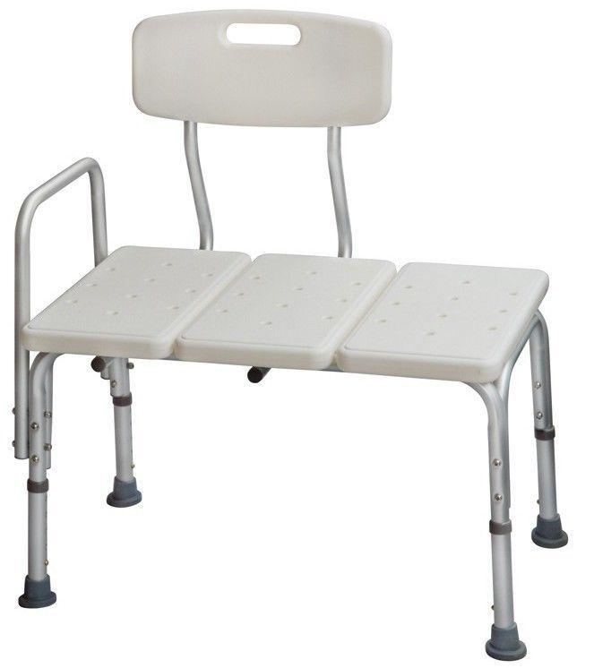Trasferimento sgabello sedile w corrimano sedia a rotelle - Sedia da bagno ...
