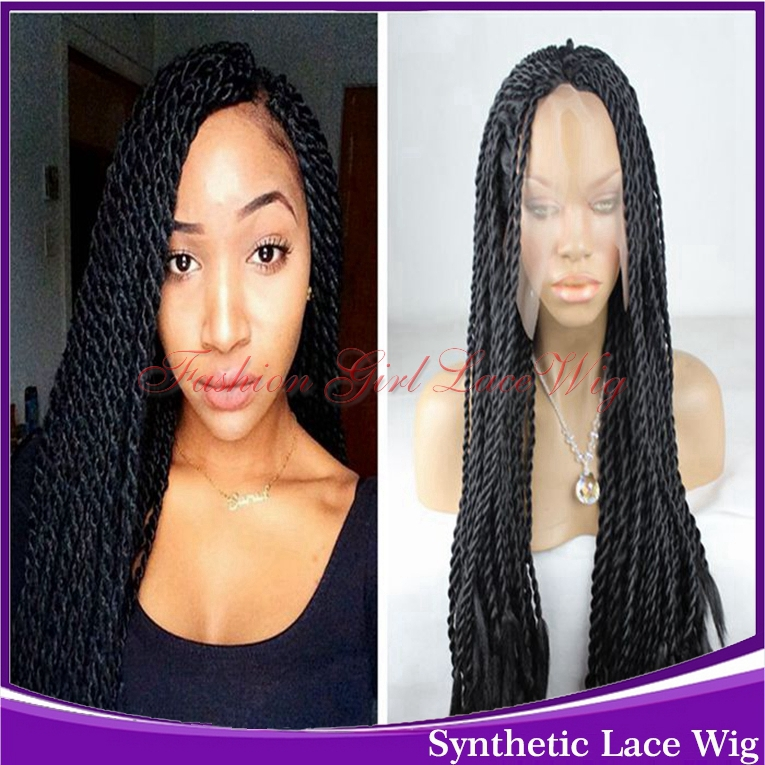 ... African American Braided Wig For Black Women | Short Hairstyle 2013