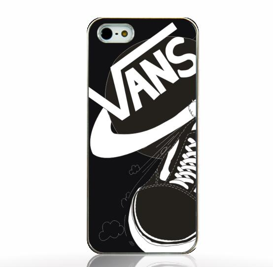 Fashion Vans shoes Logo 2D Hard Skin Mobile Phone Cases Cover Housing For Iphone SE 4s 5c 5s 6 6s 6plus cover case design(China (Mainland))