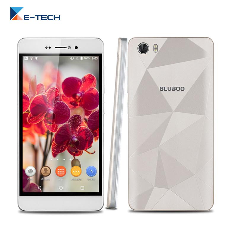 Original Bluboo Picasso Smartphone 5.0 Inch 1280*720 MTK6580 Quad Core Android 5.1 Phone 2GB RAM 16GB ROM GSM WCDMA Mobile Phone