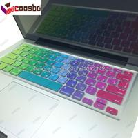 Накладка для клавиатуры Coosbo /apple MacBook pro 13 15 17