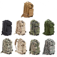 MY5304 2015 Hot Sale Men Women Outdoor Military Army Tactical Canvas Backpack Camping Hiking Trekking Sport