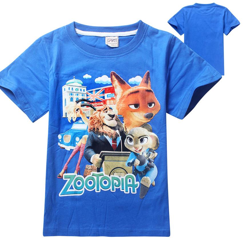 Boys Jumper Pullover Tshirts Kids Summer Short Sleeve Cartoon tees Tops T-shirt Shirt Kids Boys Clothes(China (Mainland))