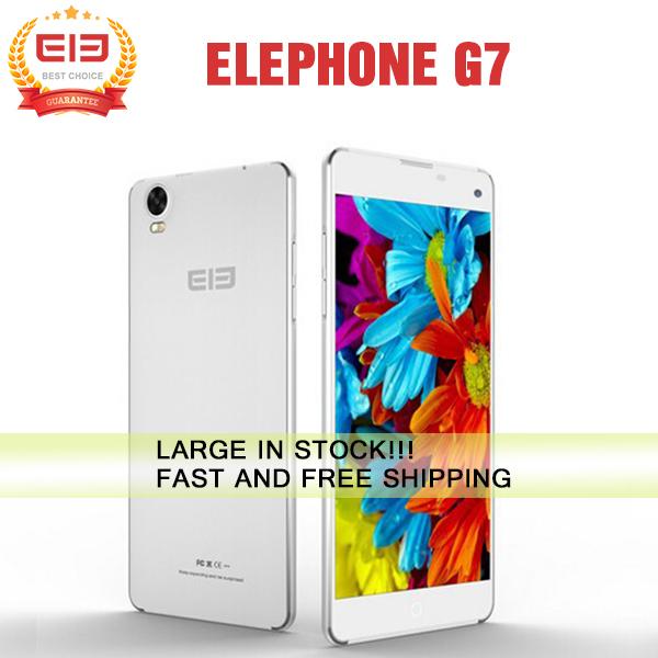 Мобильный телефон Elephone 5.5 G7 MTK6592M 1GB /8GB Android 4.4 3G WCDMA 1280 * 720 GPS 8.0MP + 13.0mp адаптер dell 540 bbds i350 qp 1gb full height