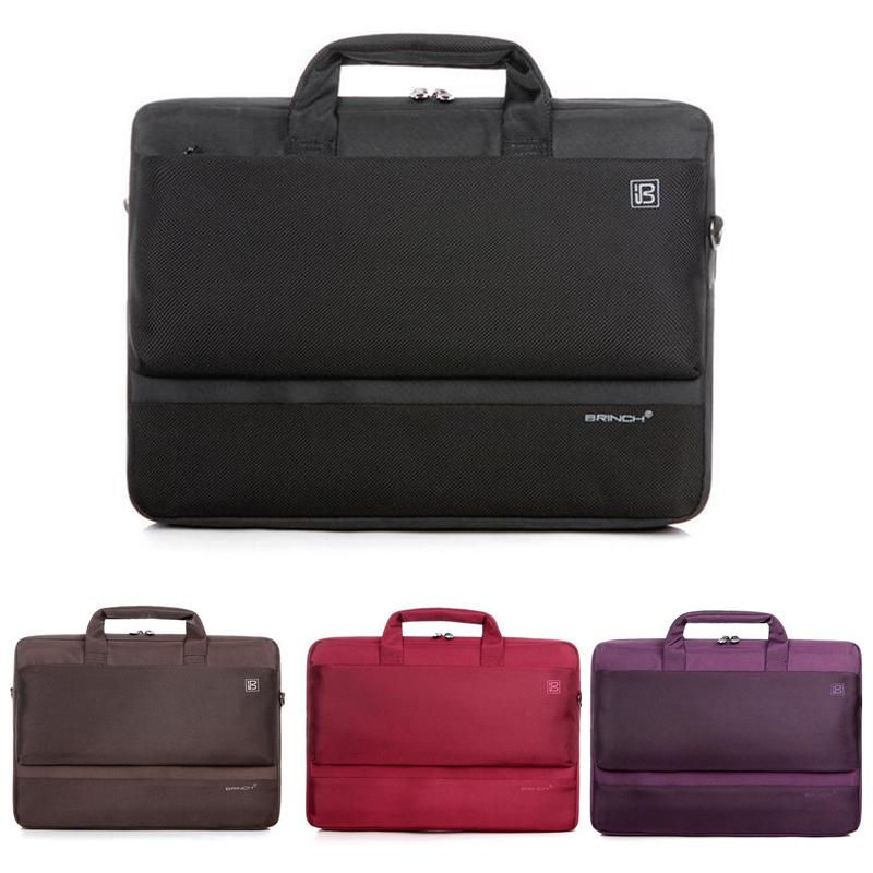 15 17 Inch Laptop Bag Women Men Notebook Bag Shoulder Messenger Computer Sleeve Handbag for Macbook Lenovo Dell Laptop Case(China (Mainland))