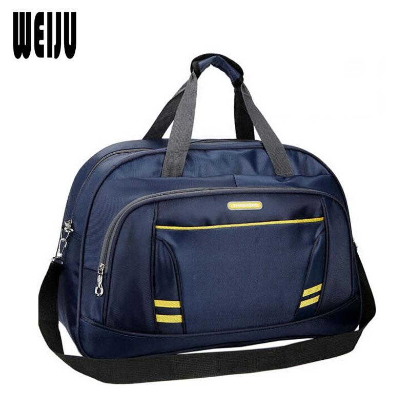 Travel Bags Men 2017 New Waterproof Nylon Luggage Bag Large Capacity Travel Bag Women Casual Women Duffel bag