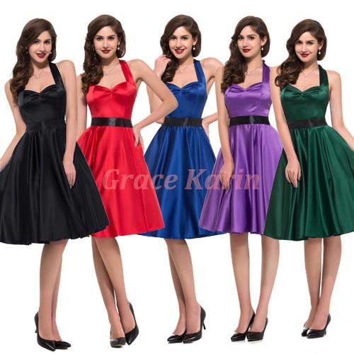 где купить Женское платье Grace Karin 50/desigual Vintage Dress по лучшей цене