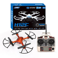 JJRC H12C RC Drone Quadcopter Aircraft 5M HD cam &extral 2 battery (China (Mainland))