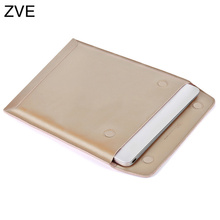 ZVE leather case for Macbook  Air /Pro retina 13 inch, laptop protective sleeve bag 11/12/13/15 inch free shipping(China (Mainland))