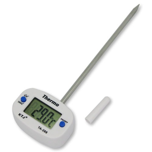 Mini Digital Food Thermometer For Kitchen Cooking Milk Coffee Water Oil -50~ 300 Degree Centigrade(China (Mainland))