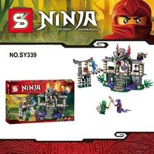 SY339 Phantom Ninja series Thunder Sworosman Assemble 574pcs Big Figures Building Blocks Children Toy Compatible With Lego