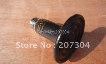 220/230V 150W Ceramic Emitter Heated Pet Appliances Reptile Heat Lamp Light 100pcs/lot by DHL free shipping