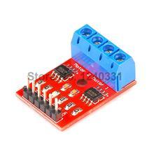 Buy 1PCS L9110S DC Stepper Motor Driver Board H Bridge Arduino Free for $1.01 in AliExpress store