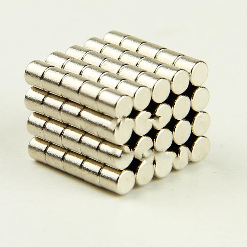 200pcs D 3 mm x 3 mm Cylinder Magnets Neodymium Fridge Rare Earth Strong N35 Free Shipping!<br><br>Aliexpress