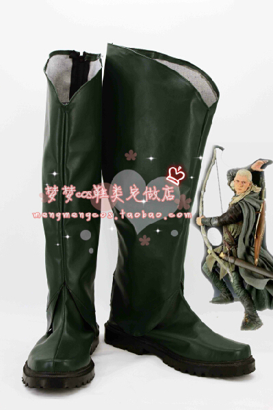 The Lord of the Rings Legolas Greenleaf Cosplay Shoes Anime Boots<br><br>Aliexpress