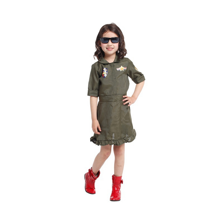 Heroic Air Force panda 5T-12T Children Clothing Set Kids Clothes Polyester Baby Girl Clothes Childrens Lover Sets Best Gift(China (Mainland))