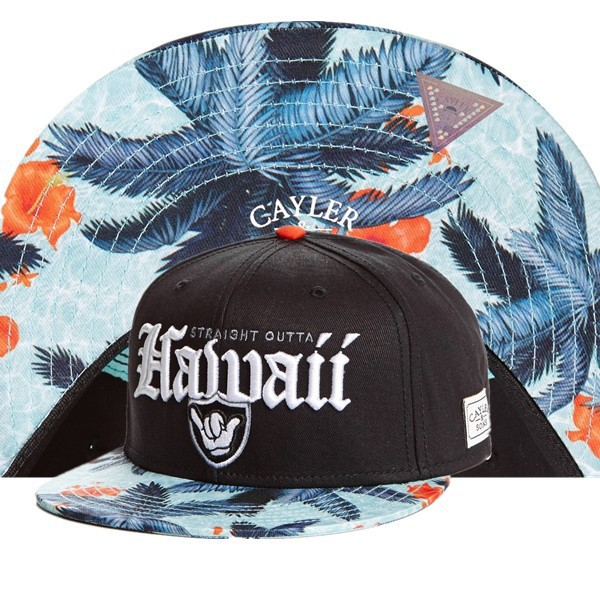 cayler sons snapback cap straight outta hawaii schwarz in baseball caps from men 39 s clothing. Black Bedroom Furniture Sets. Home Design Ideas
