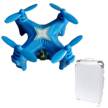 2016 New Remote Control Simulators CREATE TOYS E904 Mini Quadcopter blue 2.4GHz 4 Channel 6 Axis Gyro 360 Degree Rollover FCI#(China (Mainland))