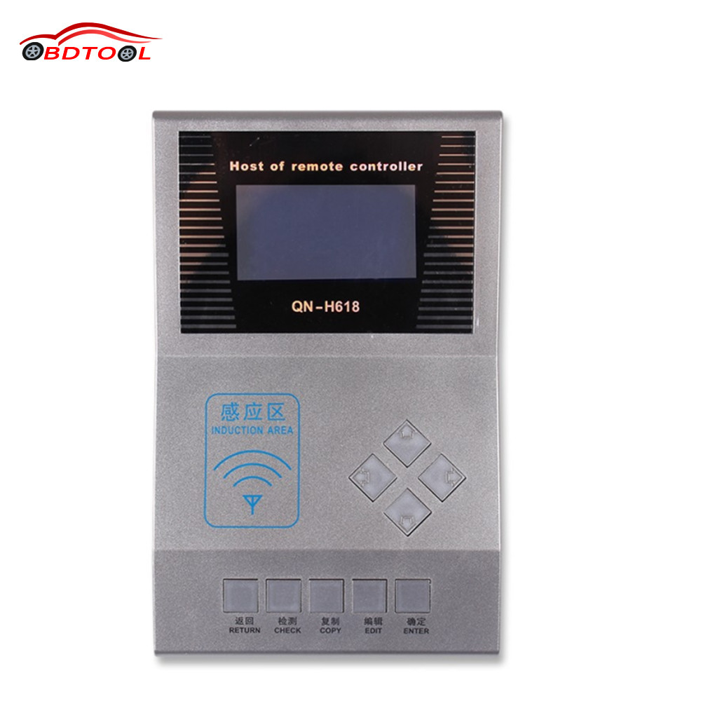 2016 H618 Remote Controller Remote Master For Wireless RF Remote Controller H618 Key Programmer remote controller for qn-h618(China (Mainland))