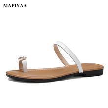 Buy New 2017 women flip flops Beach sandals fashion Bling slippers summer women Ventilation flats shoes woman flat sandals FX7021B for $14.56 in AliExpress store