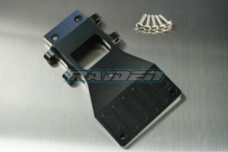 Aluminum Alloy Front Lower Arm Plate Skid Plate for Tamiya CC01 PAJERO JEEP FJ40 UNIMOG Bronco BLACK(China (Mainland))
