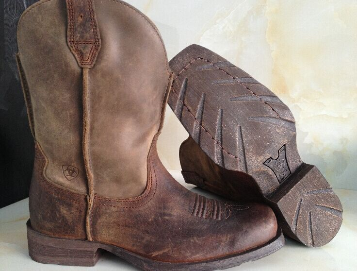 Ariat Casual Boots - Yu Boots